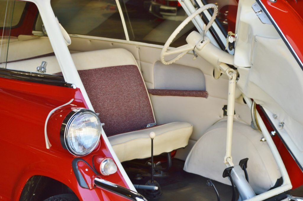 Museum Quality 1960s BMW Now On the Block – 1960 BMW 600