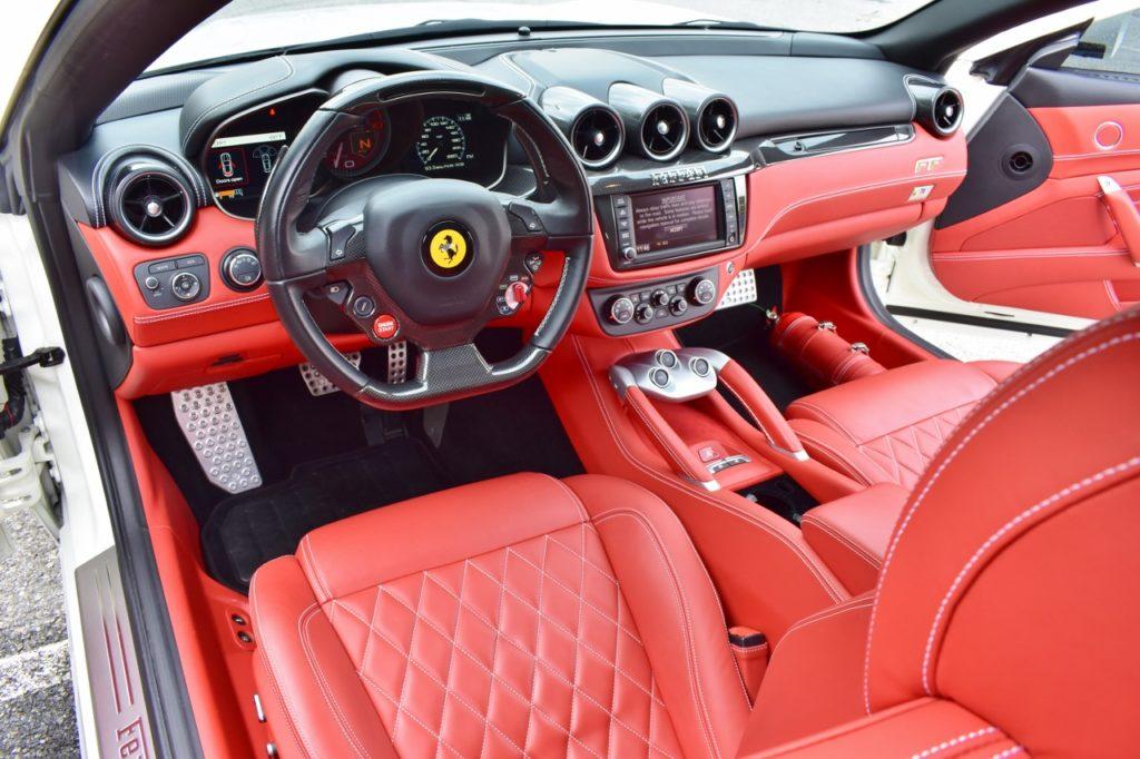 Ferrari For Four For Sale Now 2014 Ferrari Ff Auction Up Wob Cars