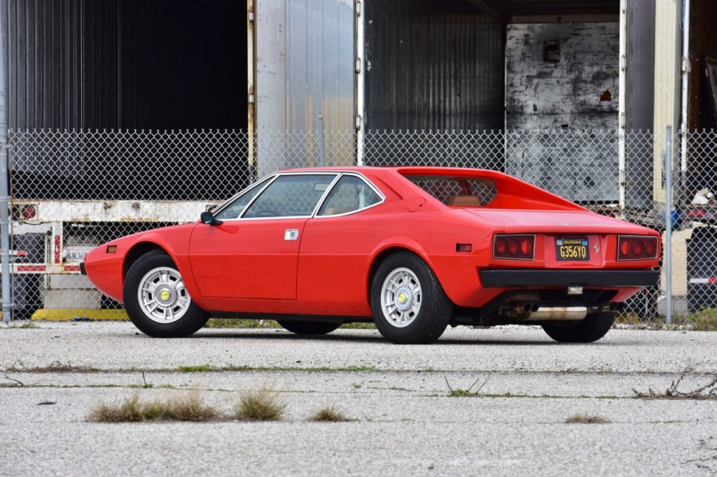 A Ferrari For The Modern Seventies 1975 Ferrari Dino 308 Gt4 For Sale Now Wob Cars