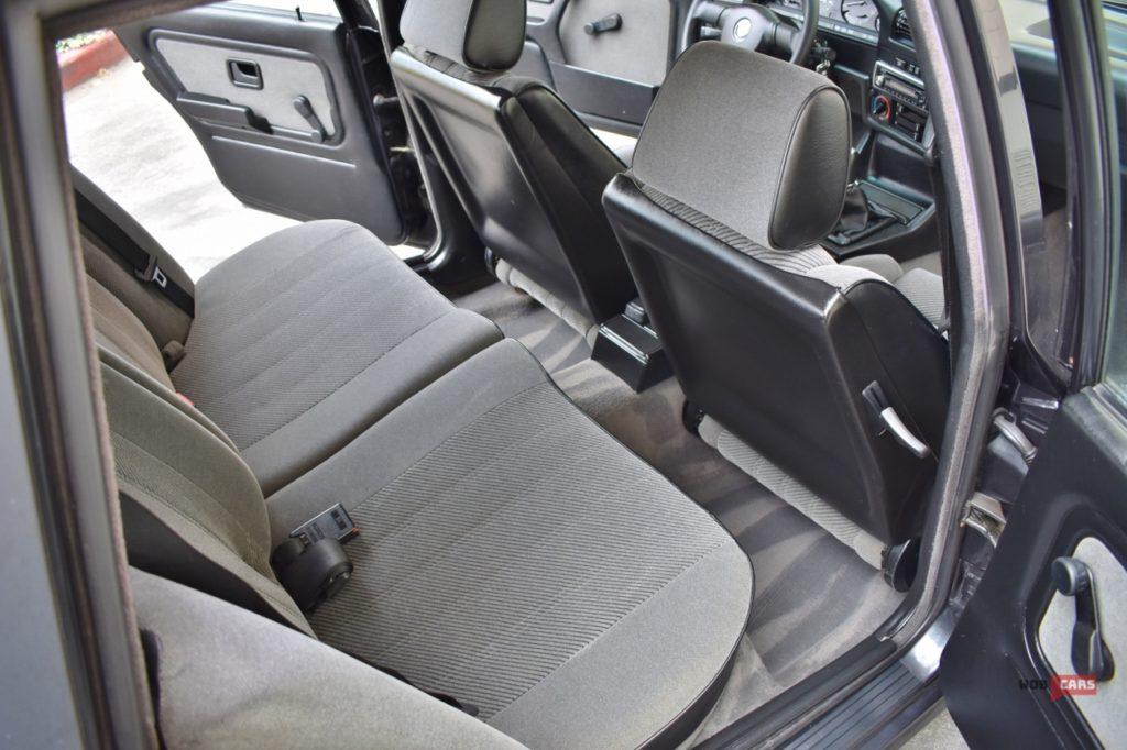 A Light but Powerful Partnership – LS3-Powered 1988 BMW 320i Touring