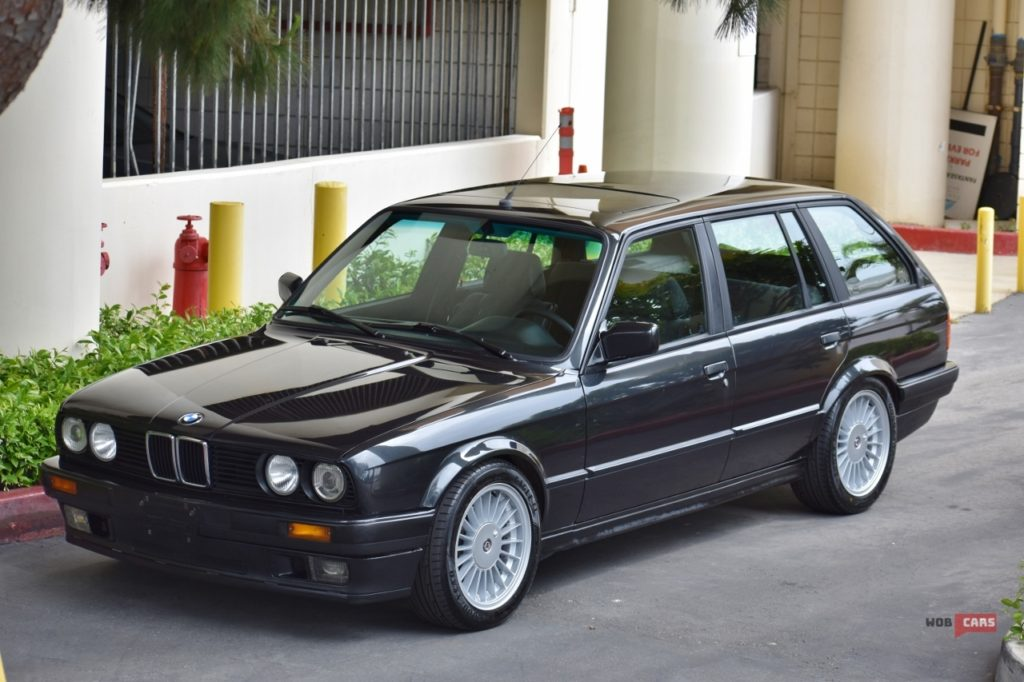 A Light but Powerful Partnership – LS3-Powered 1988 BMW 320i