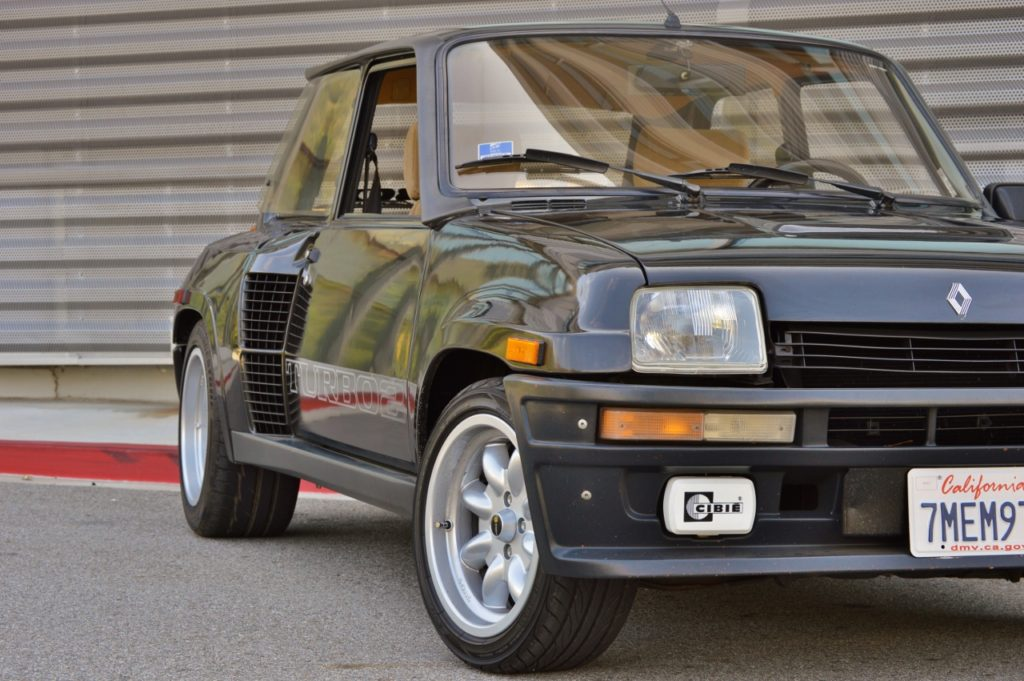Rally Together 1983 Renault R5 Turbo 2 Auction Revisitation Wob Cars