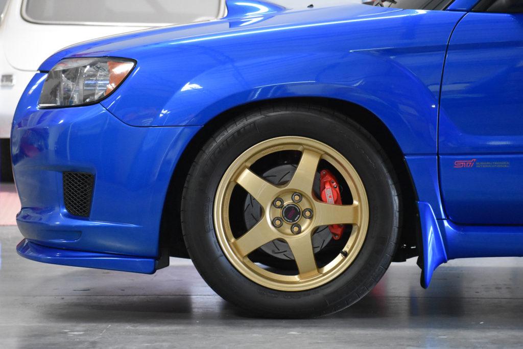 World Rally Wagon – 2008 Subaru Forester Sports XT 5-Speed